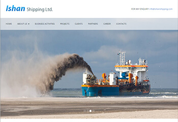 Ishan Shipping Ltd.