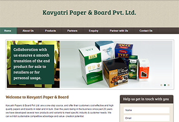 Kavyatri Paper & Board Pvt. Ltd.