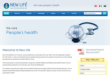 New Life Health Care Inc.